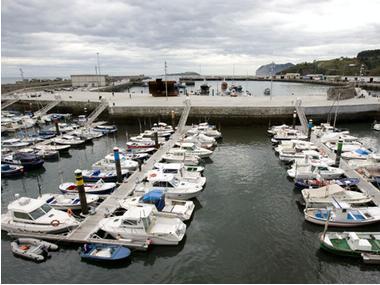 Puerto de Bermeo Biscaye