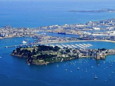 Port des Sablons Ille et Vilaine