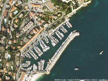 Port de Villefranche Alpes-Maritimes