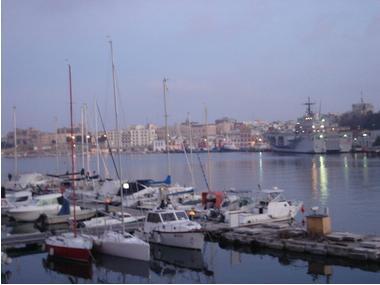 Marina di Brindisi Apulie
