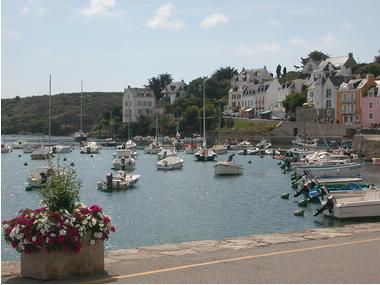 Port Sauzon Morbihan