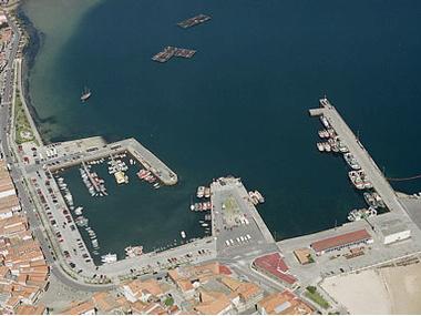 Puerto de Muros La Corogne