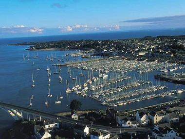 Port la Trinité sur Mer Morbihan