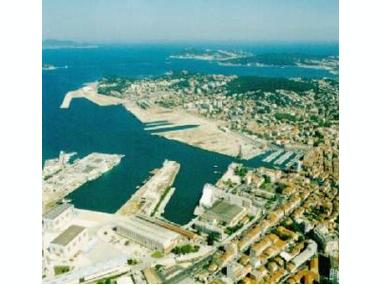 Port de la Seyne sur Mer Var