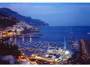Porto di Amalfi Campanie