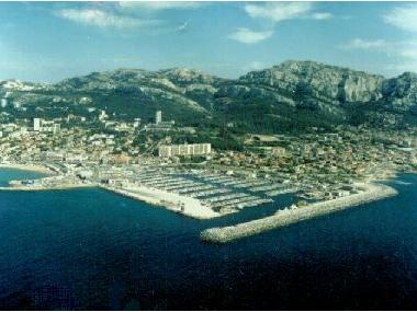 Port de Pointe Rouge Bouches-du-Rhône