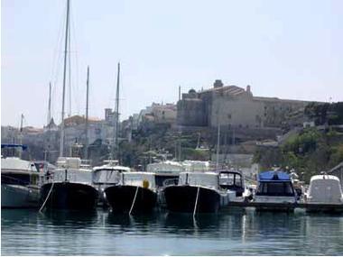 Marina Menorca Minorque