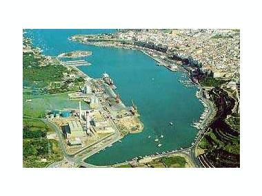 Puerto de Mahón Minorque