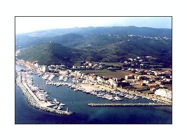 Port de Macinaggio Corse