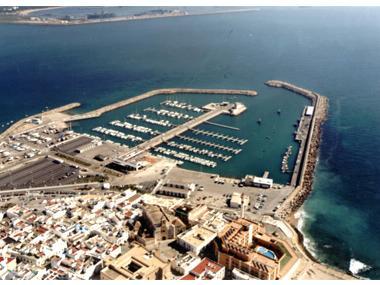 Puerto Deportivo de Rota Cadix