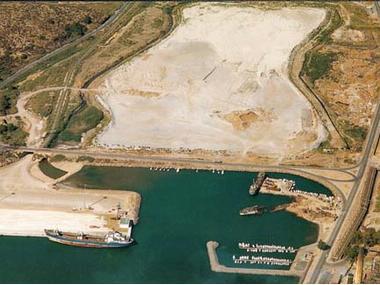 Puerto de Escombreras Murcie