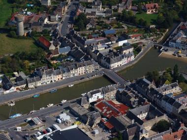 Port d'Isigny sur Mer Calvados