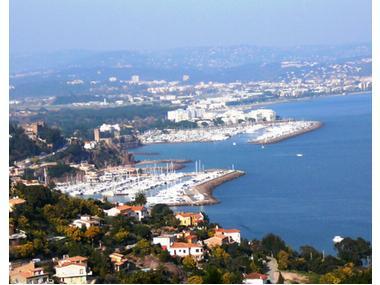 Port de Théoule Alpes-Maritimes