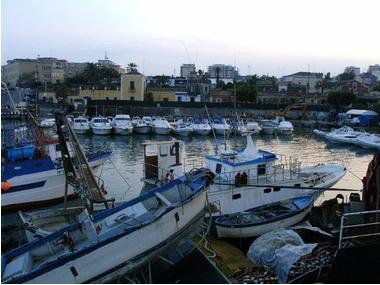 Porto Ulisse Ognina Sicile