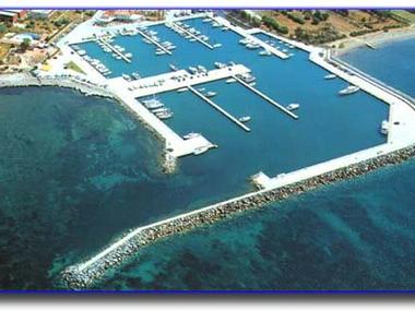 Marina di Capitana Sardaigne