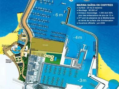 Marina Saidia Maroc