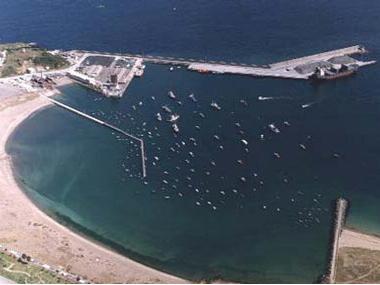 Puerto de Cariño La Corogne