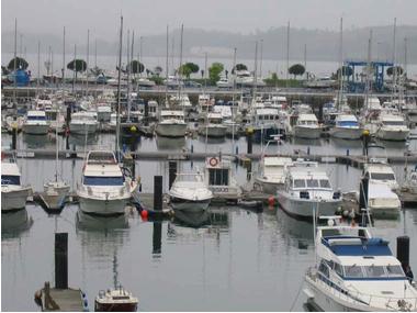 Marina de Santander Cantabrie
