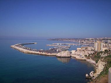 Porto di Sciacca Sicile
