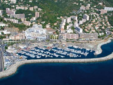 Port de plaisance de Toga Corse
