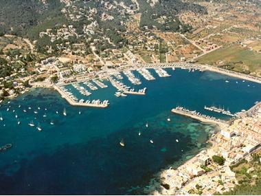 Port d'Andratx Majorque