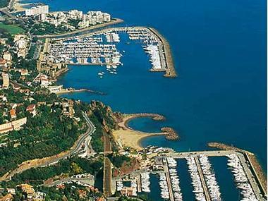 Port de la Rague Alpes-Maritimes