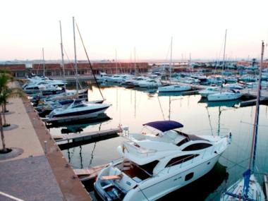 Marina de las Salinas U.T.E Murcie