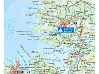 Club Náutico de Ferrol La Corogne