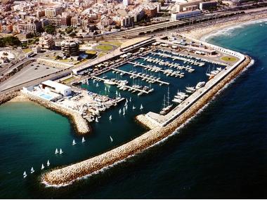 Puerto Deportivo de  Tarragona Tarragone
