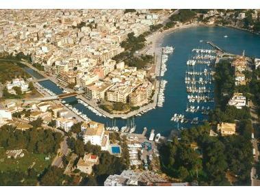 Port de Porto Cristo Majorque