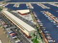 Louer / année Place de port 10x3.50m
