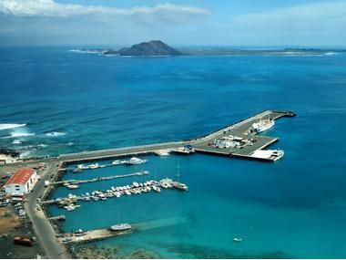 Puerto Corralejo Fuerteventura