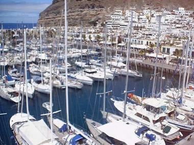 Puerto Deportivo de Mogan  Grande Canarie