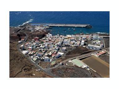 Puerto de la Restinga Hierro