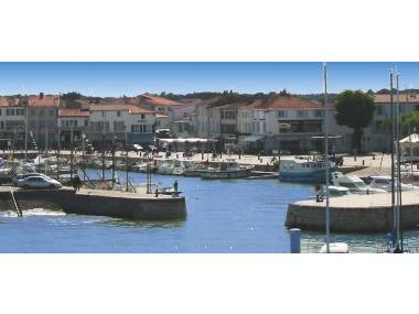 Port de la Flotte en Ré Charente Maritime
