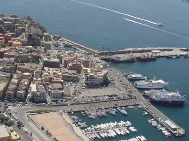 Porto di Pozzuoli Campanie