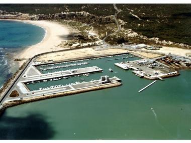 Puerto Deportivo de Barbate Cadix