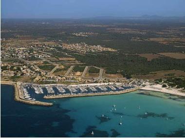 Club Nàutic sa Ràpita Majorque