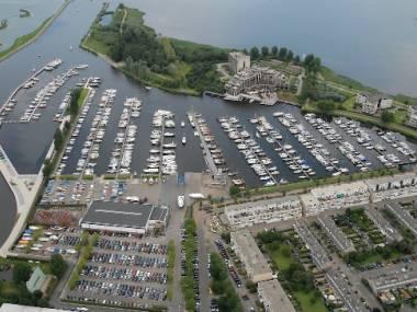 Jachthaven `t Huizerhoofd Noord-Holland