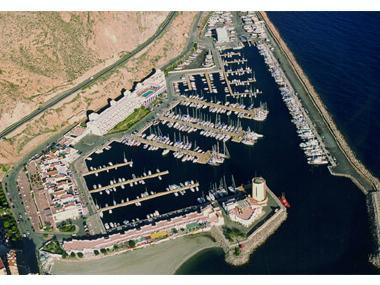Puerto Deportivo Aguadulce Almería