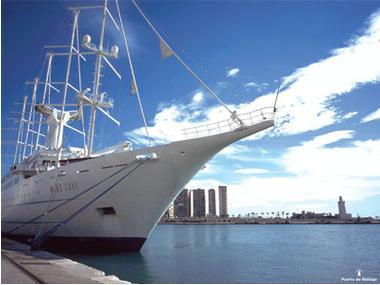 Puerto deportivo de Málaga Malaga