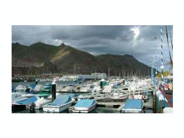 Marina de Tenerife Ténériffe
