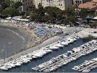 Porto di Diano Marina Ligurie