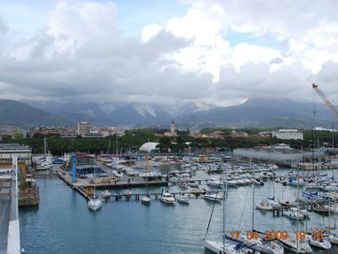 Marina di Carrara Toscane