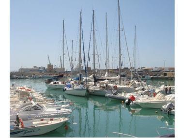 Marina di Porto Empedocle Sicile