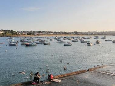 Port Sainte Evette Finistère