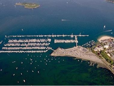 Port Kernevel Morbihan
