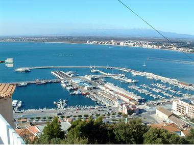 Port Roses Gérone