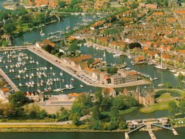 Jachthaven Medemblik Noord-Holland