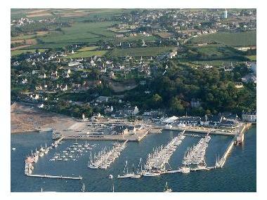 Port de l'Aberwrac'h Finistère